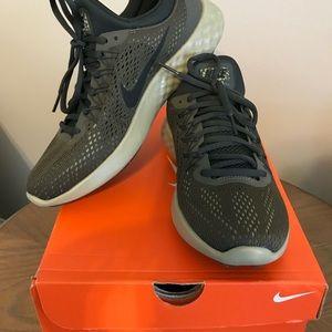 OD green Nike Running shoes